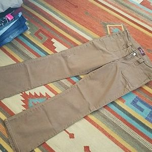 Hint Jeans - Hint brown jeans
